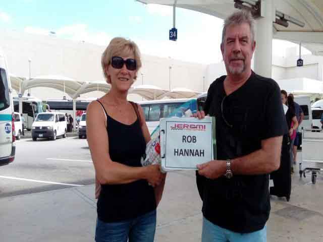 ROB HANNAH