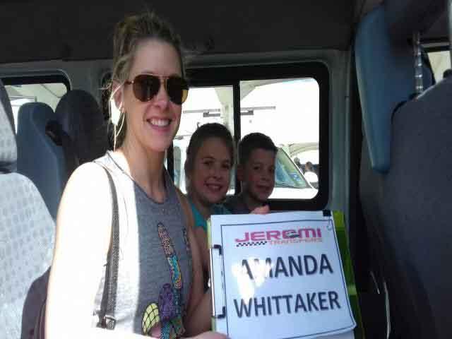Amanda Whittaker