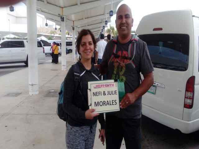 Aeropuerto Taxi Cancún A Grand Flamenco Xcaret